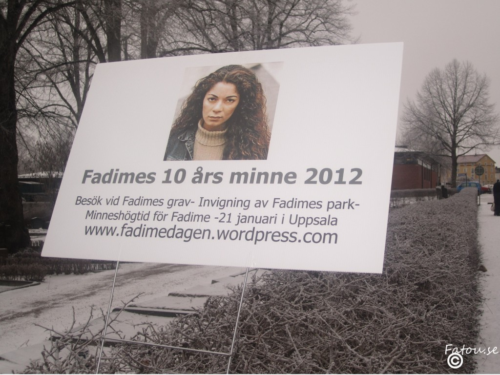 fadime hedersmord
