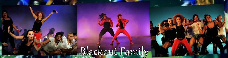 Blackout Header
