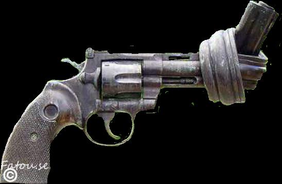 pistolsign