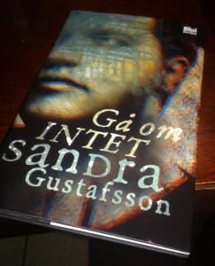 Boken Gå om INTET av Sandra Gustafsson