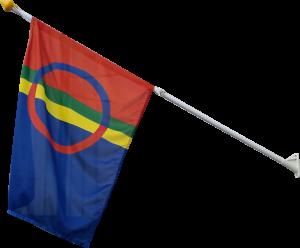 Den samiska flaggan