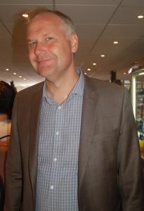 Vänsterpartiets partiledare: Jonas Sjöstedt Foto: Fatou Touray